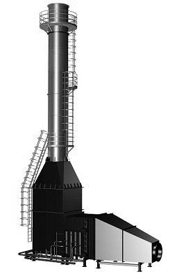 Утилизационные теплообменники для газотурбинных установок теплообменник масляного фильтра пассат rrfr gjvtyznm